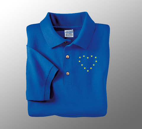 Heart EU Polo Shirt
