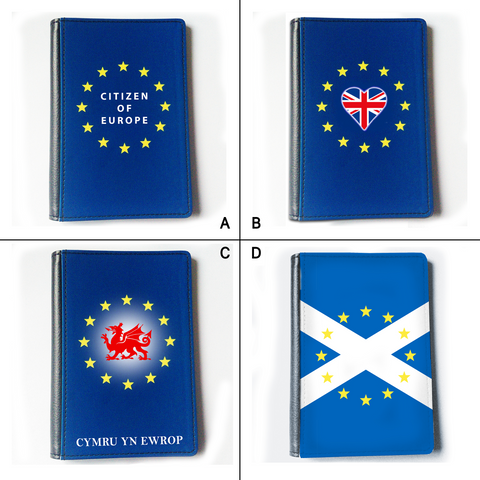 Passport Cover - Various Designs (2)