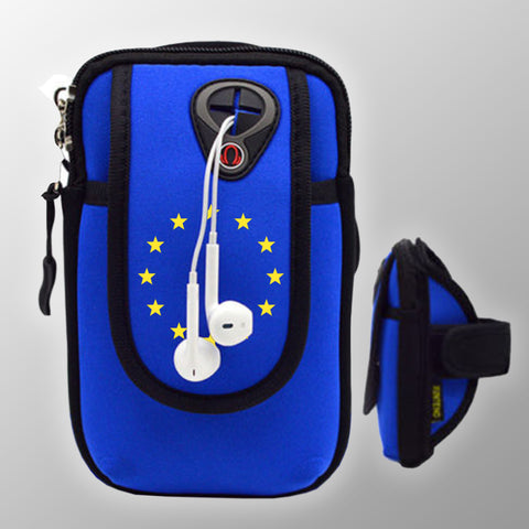 European Running Armband Phone Holder
