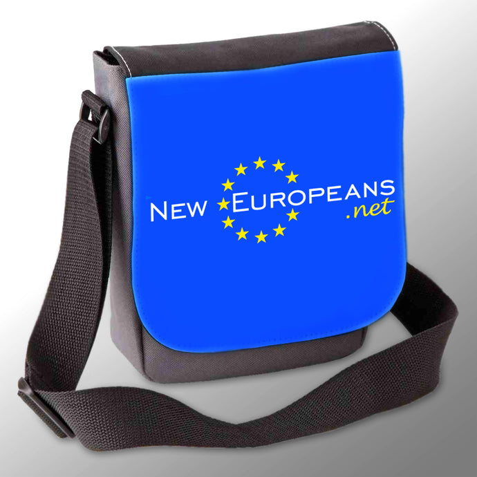 New Europeans Shoulder Bag