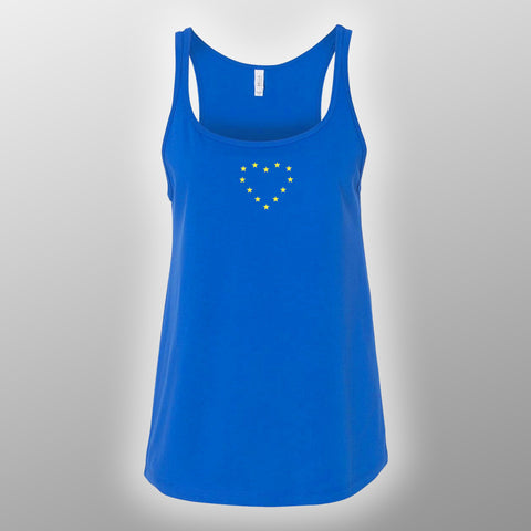 Ladies Pro-EU Summer Top