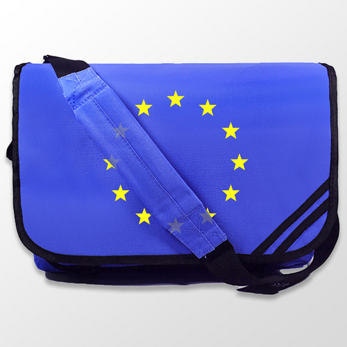 EU Travel Shoulder Bag
