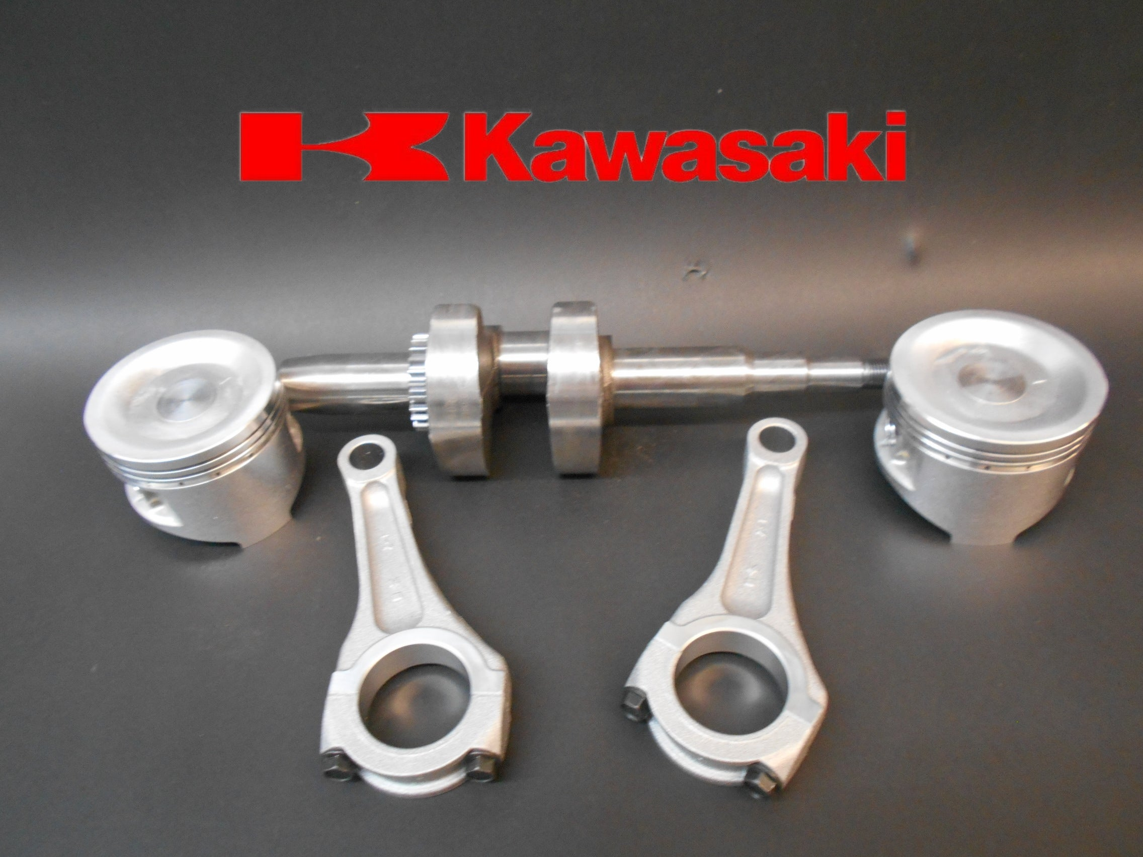 KW PISTON/CRANKSHAFT