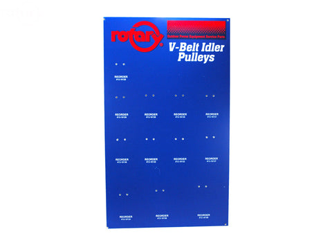 BOARD V-IDLER ASSORTMENT COMPOSITE (BOARD ONLY)