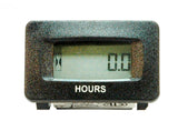 HOUR METER SENDEC PANEL MOUNT