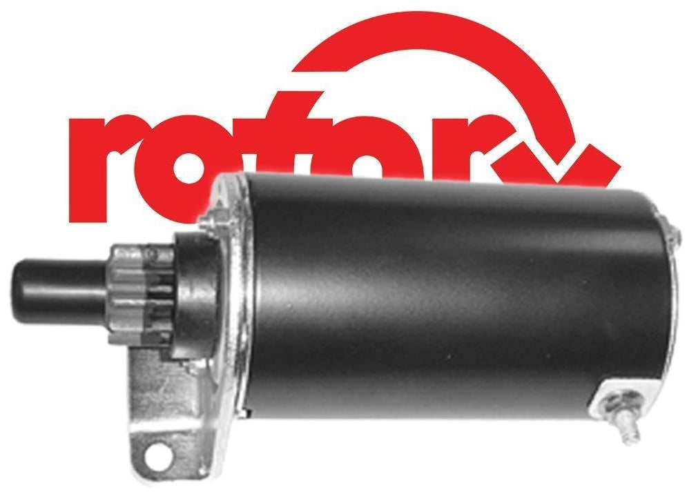 ROTARY Electric Starter replaces Kawasaki #21163-7010. Fits Models FH451-FH721 & Some FH641V 10 Tooth.