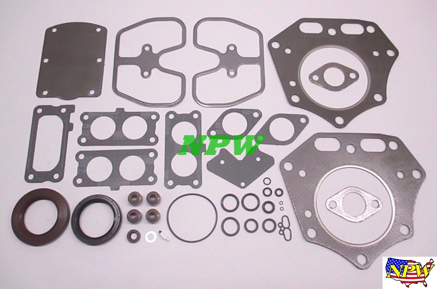 KW GASKETS/DECALS