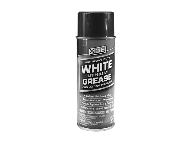 GREASE WHITE 12 OZ CAN