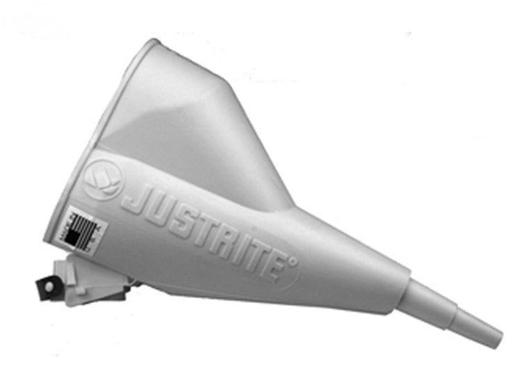 FUNNEL SPOUT FOR SAFETY GAS CAN
