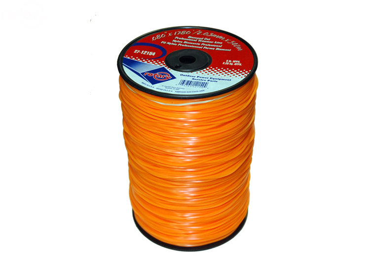 LINE TRIMMER .080 5 LB. SPOOL DIAMOND
