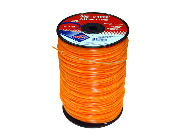 LINE TRIMMER .095 5 LB. SPOOL DIAMOND