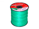 LINE TRIMMER .080  960' MED SPOOL QUAD-TEX TWIST GREEN