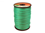 LINE TRIMMER .130   600' LGE SPOOL QUAD-TEX TWIST GREEN