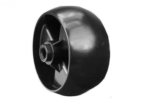 DECK WHEEL PLASTIC 5""