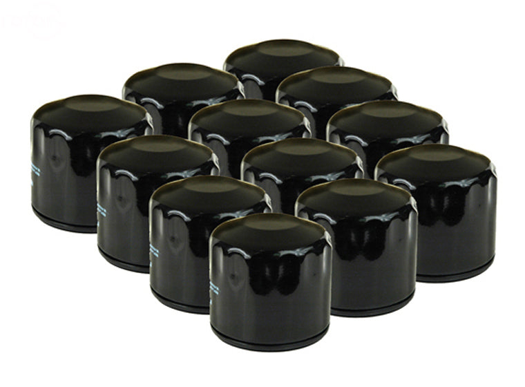 12 OIL FILTERs replaces KOHLER: 12 050 01, 12 050 01S, 12 050 01-S, 12-050-01, 12-050-01S, 12-050-01-S