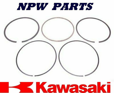 GENUINE OEM KAWASAKI PART 13008-0569 RING SET FOR FR,FS,&FX; REPLACES 13008-7005