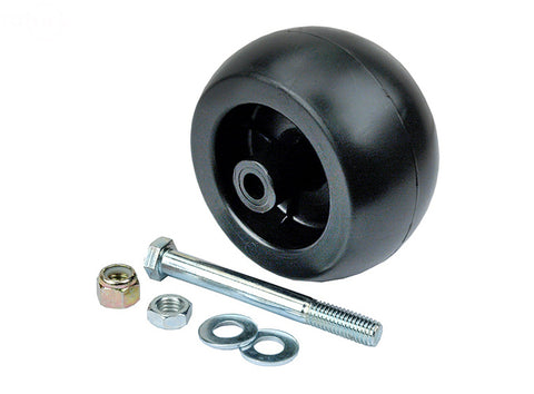4 Hustler Mower Deck Wheel KITS - Raptor SD, Super Z, Hustler Sport, FasTrak SD,788166 31997 781567 781708