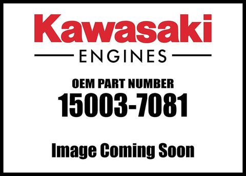15003-7081 Kawasaki Engine Fh580v Carburetor Assembly 15003-7081 New OEM