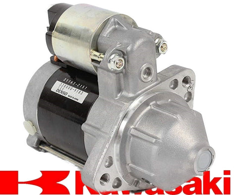 Kawasaki 211632151 Starter-Electric 21163-2151