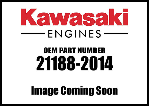 Kawasaki Engine FD620D Solenoid 21188-2014 New OEM 21188-2006 21188-2014