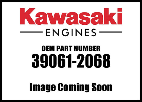Kawasaki Engine Fd791d Radiator Assembly 39061-2068 New OEM