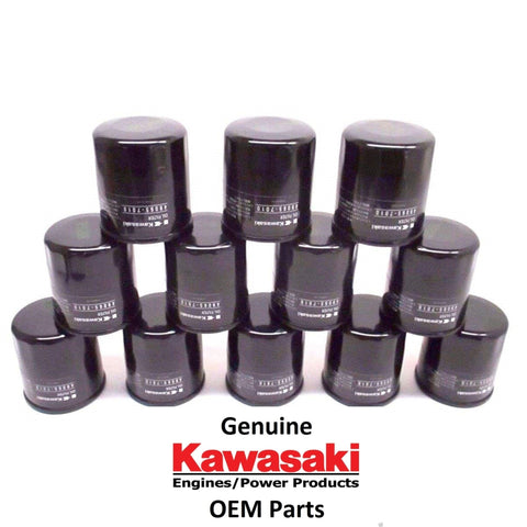 NEW OEM KAWASAKI OIL FILTER 49065-7010 REPLACES 49065-2078 - CASE OF 12