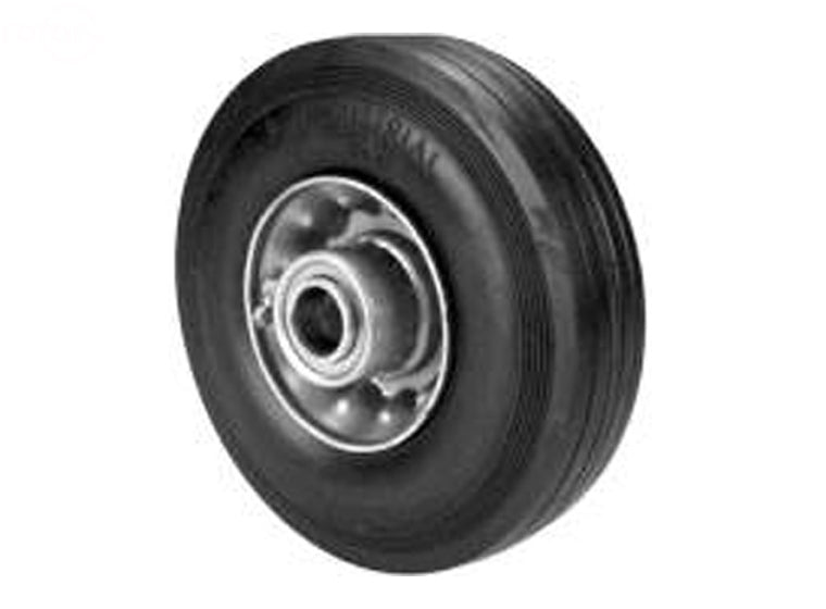 ASSEMBLY WHEEL STEEL 6 X 2.00 GRAVELY (PAINTED GRAY)