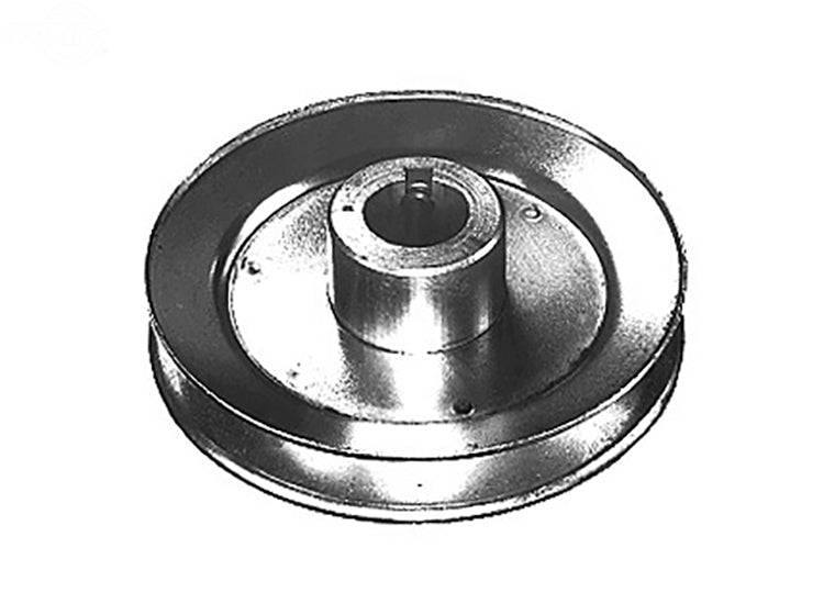 "PULLEY STEEL 1/2"" X 3"" P-311"