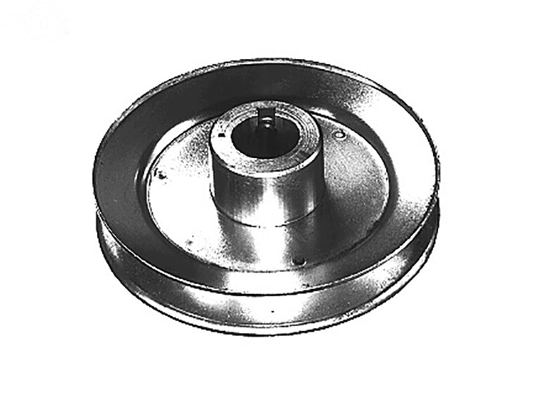 "PULLEY STEEL 5/8"" X 4"" P-321"