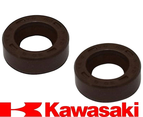 2 pack of GENUINE OEM KAWASAKI PART # 92049-7019 OIL SEAL 8x14x5 HS; REPLACES 92049-7005