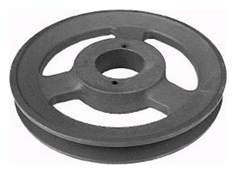 "PULLEY SPINDLE R/H ID TAPERED 1-19/32""X 7"" SCAG"
