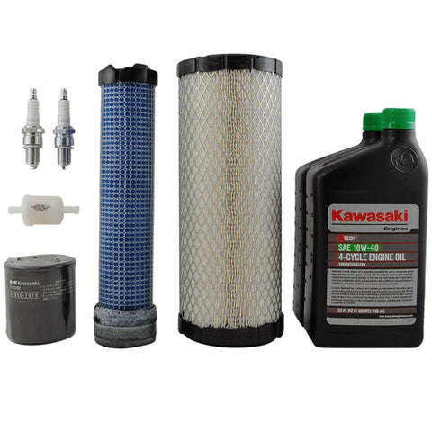 99969-6376 Kawasaki Engine Tune up Kit Fits FX921V, FX 1000V #99969-6376,B0718SPCR9