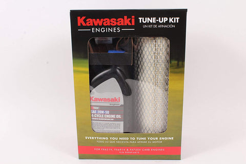 Kawasaki Genuine 99969-6410 Tune Up Kit For FX651V FX691V FX730V 20W-50