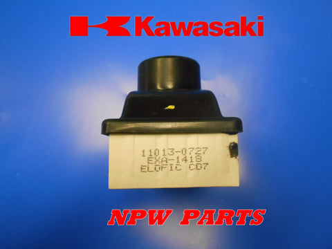 GENUINE OEM KAWASAKI PART # 11013-0727 AIR FILTER; REPS. 99999-0383 11013-7050