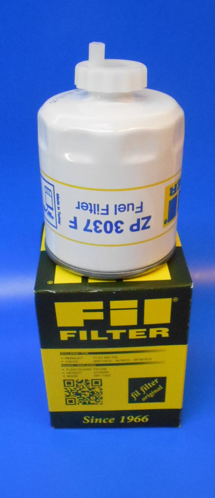 Fuel Filter Fits New Holland 86504140 87036044 Skid Steer C175 LS170 L150 L160