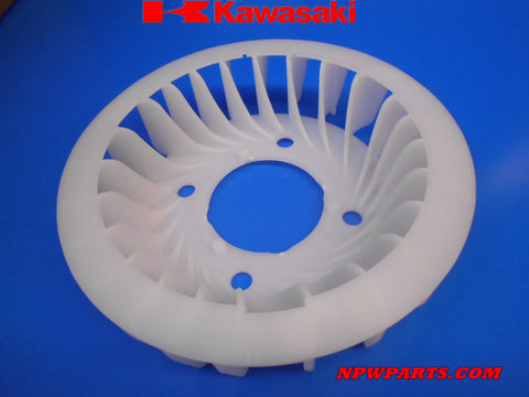 Kawasaki 59041-0020 Cooling Fan For FH381V FH430V FH451V FH541V FH580V 7007,590410020