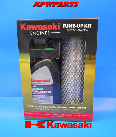 Kawasaki 99969-6413 Tune Up Kit For FH601V FH641V FH661V FH680V FH721V FH770 KAI