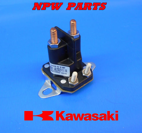 OEM START SOLENOID, KAWASAKI SOME FR, FS, FX MODELS,27010-7007, 270107007
