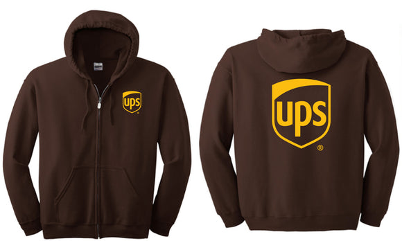 UPS outerwear apparel