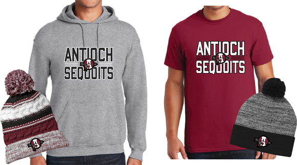 Antioch Sequoits spirit wear