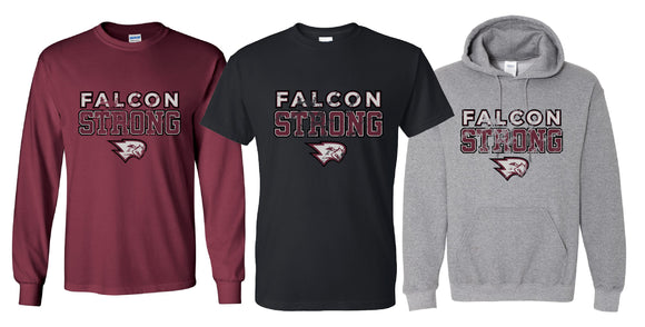 Westosha Falcon Strong fundraiser - order by 5/31 by 11 pm