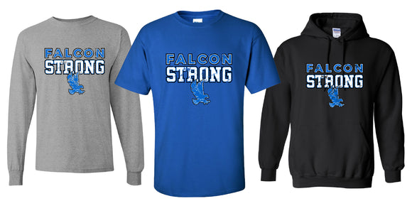 Salem Falcon Strong fundraiser - order by 5/31 by 11 pm