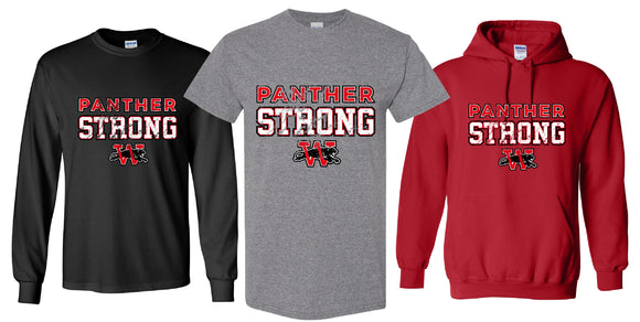 Wilmot Panther Strong fundraiser - order by 5/31 by 11 pm