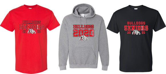 Grant Bulldogs HS fundraiser - order by 6/1 by 10 am