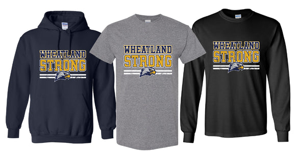 Wheatland Strong fundraiser order by 5/28 at 10 am