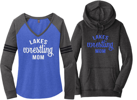 Lakes Wrestling Mom order by 11/20/17