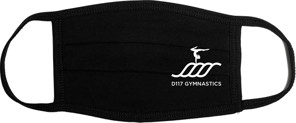 D117 gymnastics face mask