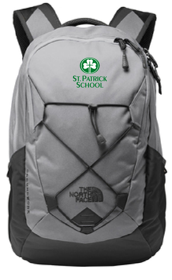 St. Patrick school backpack