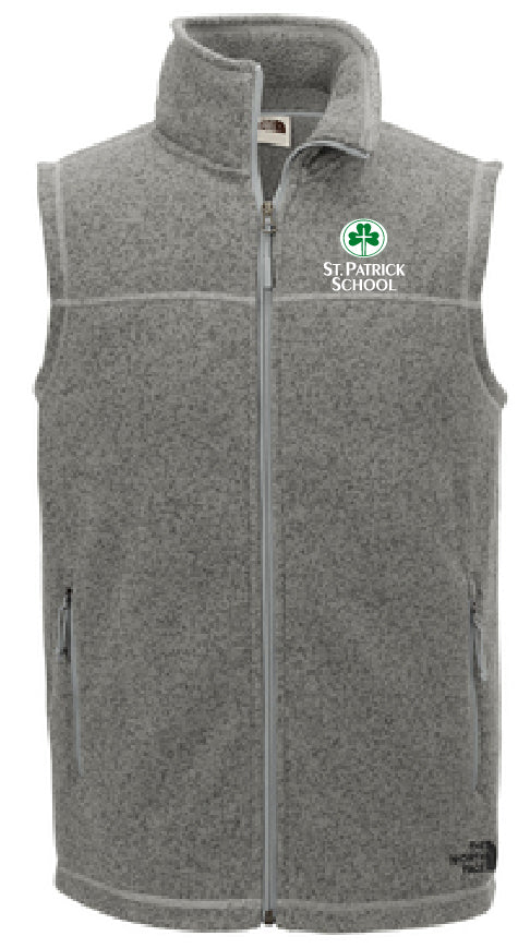 St. Patrick school embroidered vest