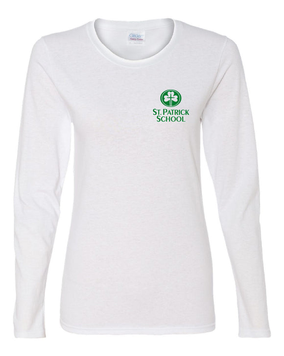 St. Patrick School ladies fit long sleeve